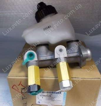 Тормозной Цилиндр Главный Дэу Нексия 1.5 (Daewoo Nexia) + вакуумный усилитель без AБС  OE