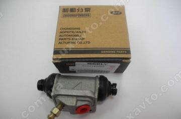 Цилиндр тормозной рабочий, задний левый Geely MK1 [1.6, -2010г.], Geely MK2 [1.5, 2010г.-], Geely MKCross [HB]
