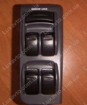 Кнопки стеклоподьемников Дэу Ланос (Daewoo Lanos)/ЗАЗ Сенс на 4 кнопки GM