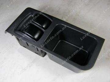 Кнопки (блок) электроподъемников Дэу Ланос (Daewoo Lanos)/ЗАЗ Сенс Grog (2 кнопки)