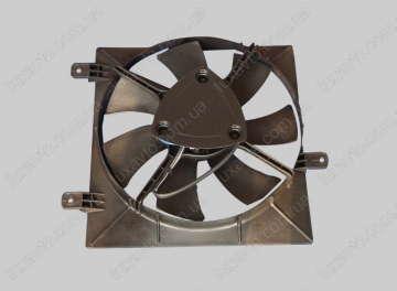 Вентилятор охлаждения радиатора кондиционера вторичный Сhery Tiggo (Чери Тигго)