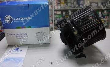 Мотор отопителя Шевроле Авео (Chevrolet Aveo)(2002-)/Авео T255(2008-) без кондиционера Luzar