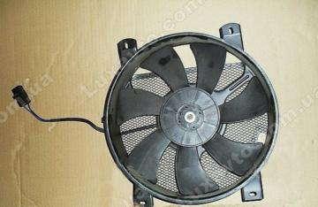Вентилятор радиатора кондиционера с мотором Geely CK