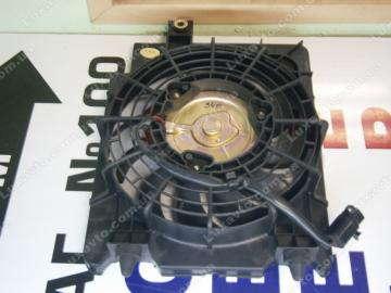 Вентилятор радиатора  кондиционера Geely MK