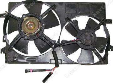 Вентилятор охлаждения (1 вентилятор) Geely Emgrand EC7 1.5L EC7RV