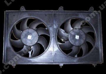 Вентилятор охлаждения Chery Jaggi, Kimo S12 S21