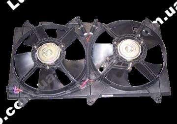Вентилятор охлаждения (оригинал) Mits. Chery Eastar B11 B14