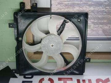 Вентилятор охлаждения правый (3 ножки) Geely CK MK MK2 1016003508