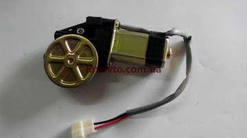 Мотор (двигатель) стеклоподъемника Шевроле Авео (Chevrolet Aveo) DM правый