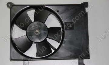 Мотор радиатора кондиционера с диффузором Дэу Ланос (Daewoo Lanos) Черкассы