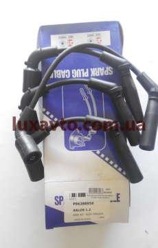 Провода высоковольтные Дэу Матиз (Daewoo Matiz) 1,0 силик. HYC Корея