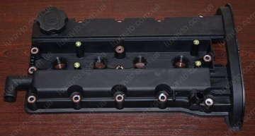 крышка клапанов дэу ланос 1.6 (daewoo lanos), дэу нексия 1.5 16V (daewoo nexia), дэу нубира 1.6 (daewoo nubira) GM