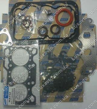 Комплект прокладок двигателя Дэу Матиз 0.8 (Daewoo Matiz) Seoul