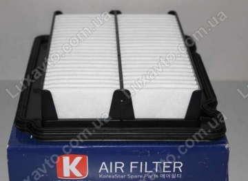 Фильтр воздушный Шевроле Авео (Chevrolet Aveo) T200, T250 Koreastar