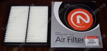 Фильтр воздушный Дэу Ланос 1.5-1.6 (Daewoo Lanos), ЗАЗ Сенс (Sens) Onnuri