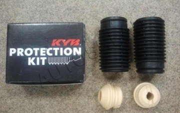 Пыльник переднего амортизатора Шевроле Авео (Chevrolet Aveo) KYB (2 пыльника + 2 отбойника)