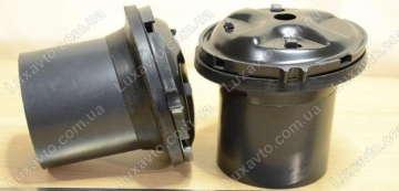 Пыльник переднего амортизатора Дэу Ланос (Daewoo Lanos), Дэу Нексия (Daewoo Nexia), ЗАЗ Сенс (Sens) в сборе OE (стакан)