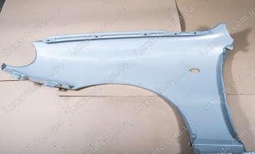 Крыло переднее правое Дэу Ланос (Daewoo Lanos) (не грунтованое) АвтоЗАЗ