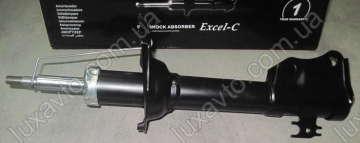 Амортизатор передний, левый / правый (шток D=14mm, газомасляный) Geely MK1 [1.6, -2010г.], Geely MK2 [1.5, 2010г.-], Geely MKCross [HB]