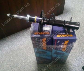 амортизатор шевроле авео (chevrolet aveo) передний правый масло (c абс) monro
