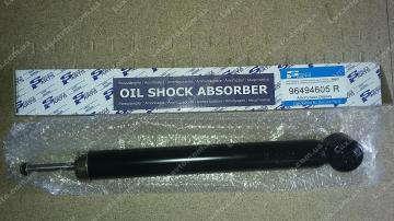 амортизатор шевроле авео (chevrolet aveo) задний масло service parts