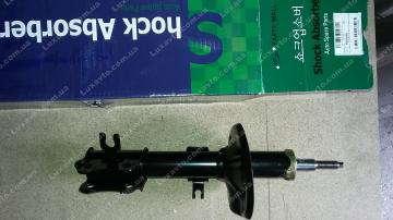 амортизатор шевроле авео (chevrolet aveo) передний левый масло (с абс) pm