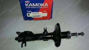 амортизатор шевроле авео (chevrolet aveo) передний правый газ (с абс) kamoka
