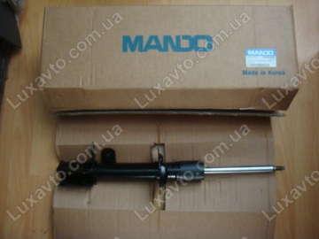 Амортизатор Шевроле Лачетти (Chevrolet Lacetti) Sedan задний правый газ Mando