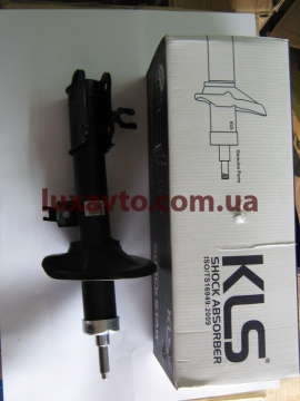 Амортизатор передний Шевроле Авео (Chevrolet Aveo) KLS левый масляный