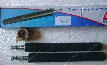 амортизатор передний вкладыш таврия 1102, славута агат стандарт черные