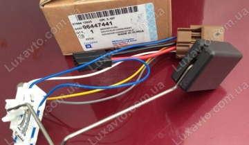 Датчик уровня топлива Шевроле Лачетти 1.8 (Chevrolet Lacetti) CRB