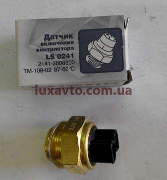 Датчик включения вентилятора радиатора Таврия 1102 Luzar (82-87)