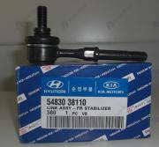 Стойка стабилизатора переднего (пр-во Mobis) , 5483038110