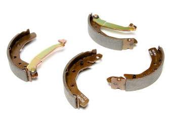 Тормозные колодки Дэу Матиз (Daewoo Matiz) задние JPN