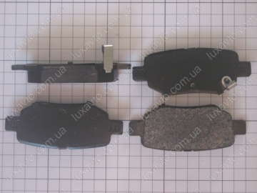 Тормозные колодки задние Чери М11 (Chery M11), Чери Бит S18 (Chery Beat)