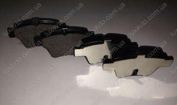 Тормозные колодки задние Geely Emgrand EС7 (Джили Эмгранд) EC7RV