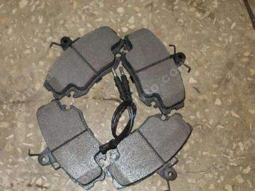 Колодки тормозные передние Lifan 520 [Breez, 1.3], Lifan 520 [Breez, 1.6], SMA Maple