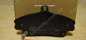 Колодки тормозные передние (тип 6AF) Chery E5 [1.5, A21FL], Chery TiggoFL [1.8, 2012г.-]