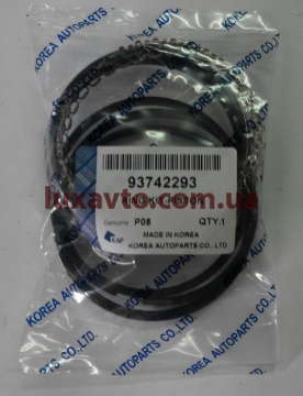Кольца поршневые Дэу Ланос 1.5 (Daewoo Lanos), Дэу Нексия 1.5 (Daewoo Nexia) STD стандарт KAP Корея