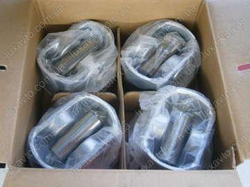 Поршни + пальцы STD ( 479Q) Geely CK1[-2009г.], Geely CK1F[2011г.-], Geely CK2, Geely MK2 [1.5, 2010г.-], Geely MKCross [HB]