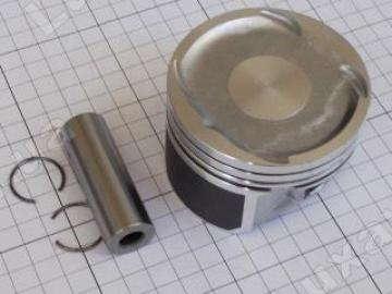Поршень 4 шт комплект + пальцы 0.25  Chery Amulet [1.6,-2010г.], Chery Karry [A18,1.6] (CDN) 480EF-1004020BA