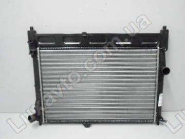 Радиатор охлаждения Дэу Ланос (Daewoo Lanos) без кондиционера FSO