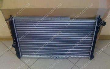 Радиатор охлаждения Дэу Ланос (Daewoo Lanos) с кондиционером DM
