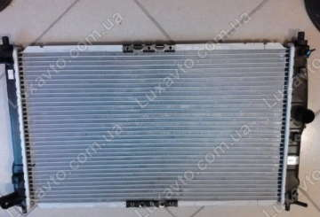 Радиатор охлаждения Дэу Ланос (Daewoo Lanos) с кондиционером FSO