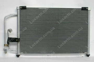 Радиатор кондиционера Дэу Ланос (Daewoo Lanos) ST