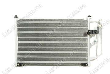 Радиатор кондиционера Дэу Ланос (Daewoo Lanos) HDA