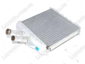 Радиатор печки (отопителя) Дэу Нубира 97-99 (Daewoo Nubira), Leganza DAC