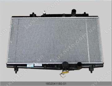 Радиатор охлаждения Geely CK1[-2009г.], Geely CK1F[2011г.-], Geely CK2, Geely MK2 [1.5, 2010г.-], Geely MKCross [HB]