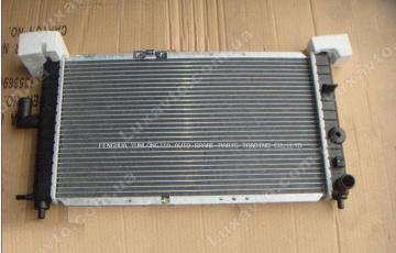Радиатор охлаждения Chery QQ[0.8, S11]