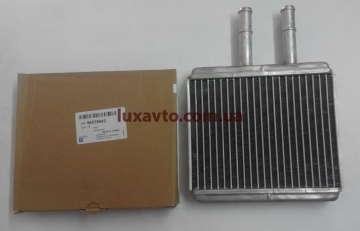 Радиатор печки (отопителя) Шевроле Авео (Chevrolet Aveo) Grog